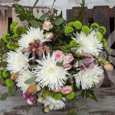 centro flor variado hortiflor floristas 3