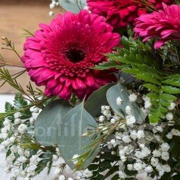 ramo gerveras hortiflor floristas 3