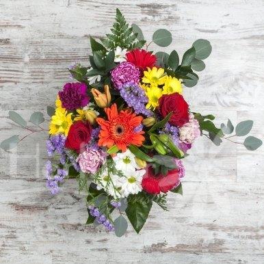 ramo primaveral hortiflor floristas 3